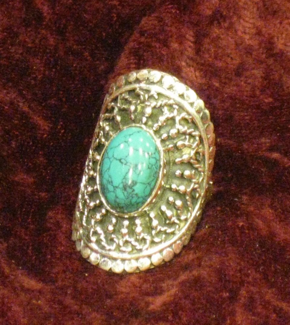 ADARSHA Turquoise