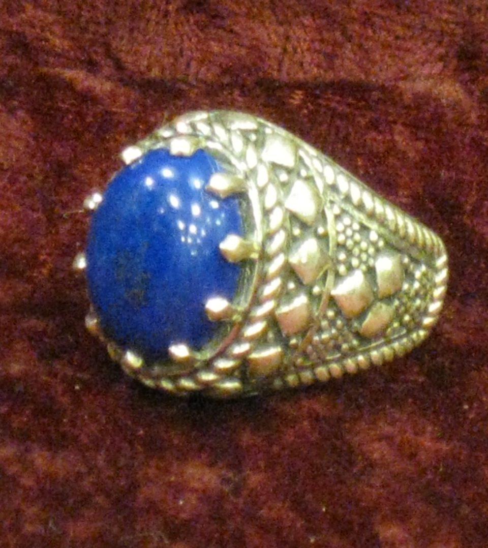 INDRASENA Lapis lazuli