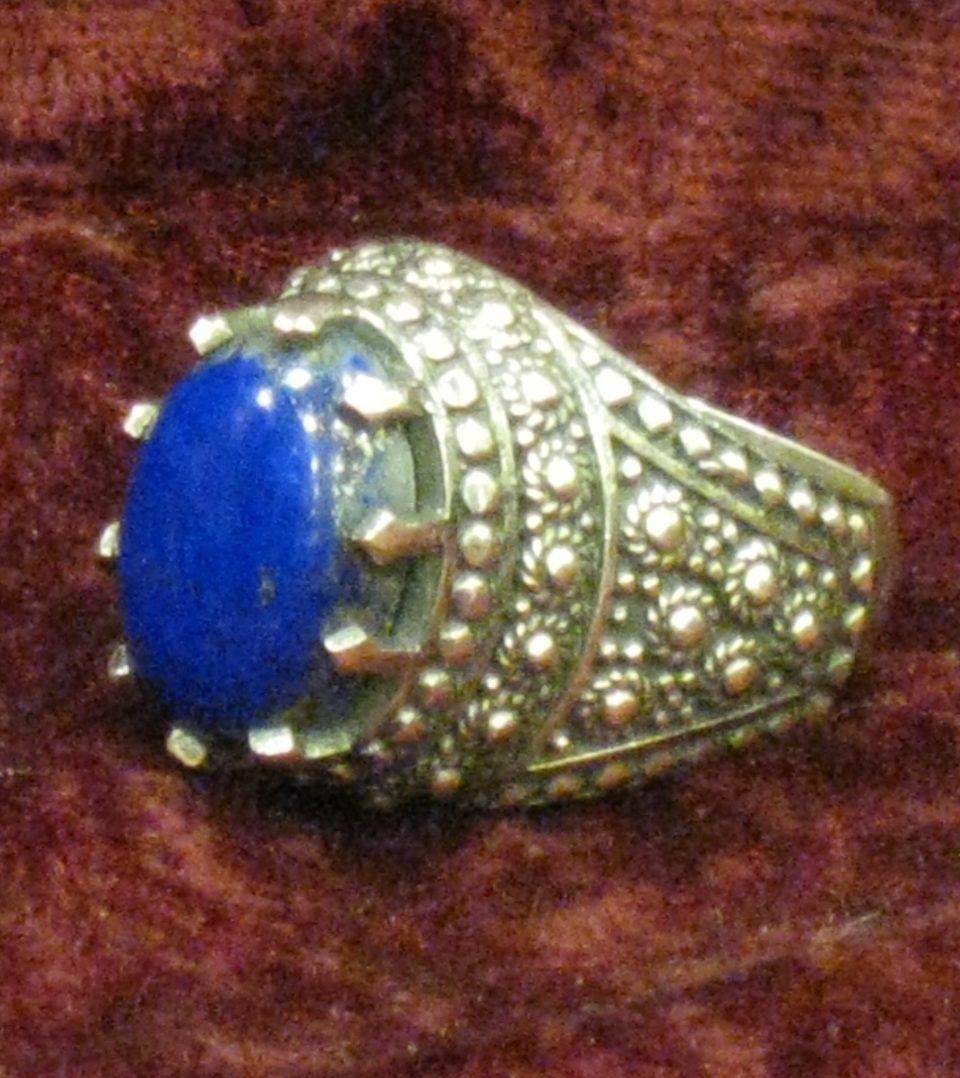 JANYA Lapis lazuli