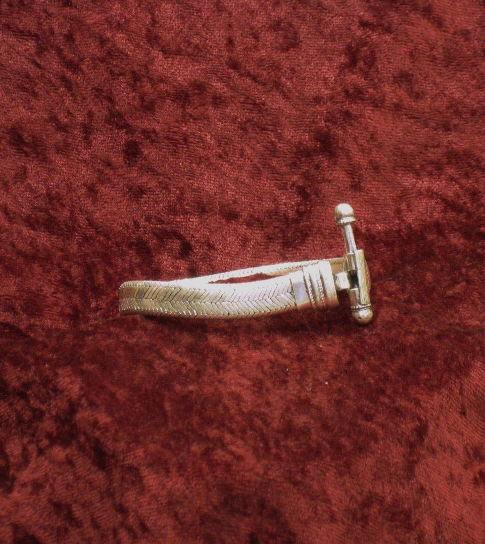 snake plat 9 à 10 mm larg
